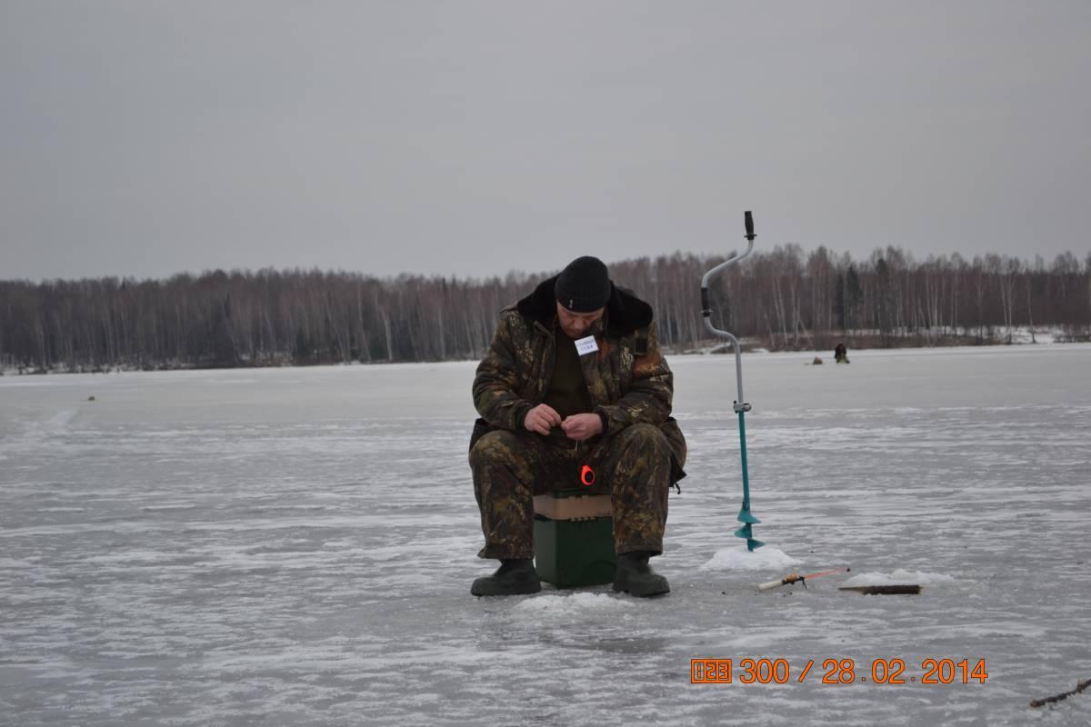 рыболовная дуэль